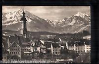 190.043 Alt-Traunstein mit Blick auf Hochfelln und Hochgern, Foto-AK