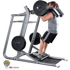 2017 NEW BODY-SOLID SLS500 Leverage Squat Standing Calf Raise Machine
