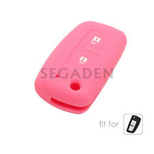 Silicone Case Cover fit for NISSAN Qashqai Juke Tiida Remote Key Fob 2 Button PK