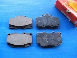Platelets Brake Front Mintex For: Toyota: 4 Runner, Land Cruiser