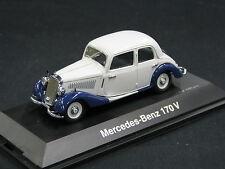 Schuco Mercedes-Benz 170 V Limousine 1:43 Grey / Blue (JS)