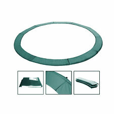 Trampoline Spring Cover 390 - 396 CM Green Edge Cover EDGE PROTECTION COVER
