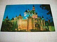 Vintage Disneyland Anaheim CA Postcard SLEEPING BEAUTY'S CASTLE D-10 VG Chrome