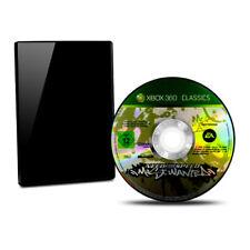 JEU XBOX 360 NEED FOR SPEED MOST WANTED SANS EMBALLAGE D'ORIGINE MANUEL déclassé