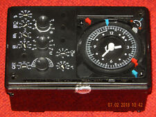 Wolf TEM PM 2935 BBUL Heizungsregelung Analoguhr,geprüft 100%OK,TOP