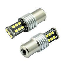 2PCS 1156 P21W LED Bombilla Canbus 15SMD 2835 Inversa Freno Luces