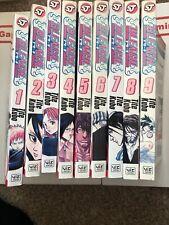 Bleach Shonen Jump Manga Vol 1-9 PB Book, Supplied by Gaming Squad