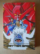 GETTER ROBOT SAGA Vol.5 Go Nagai Presents D/ Books [G690]