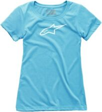 Alpinestars Ageless Women's Scoop Neck T-Shirt Girls Womens Motorcycle