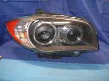 OEM 2008 2009 2010 2011 BMW E88 SERIE 1 HEADLIGHT PASSENGER SIDE FOR PARTS
