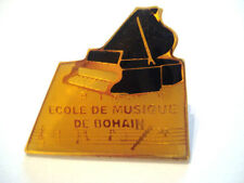 PINS RARE PIANO ECOLE DE MUSIQUE DE BOHAIN INSTRUMENT