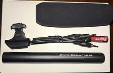 Acoustic Solutions AS222HD Shotgun / Boom Microphone stereo SONY RED