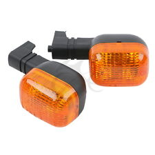 Motorcycle Orange Front&Rear Turn Signal For BUELL M2 DUCATI MONSTER 97-00 98 99