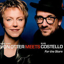 For the Stars (Anne Sofie von Otter Meets Elvis Costello) by Anne Sofie von Otter (CD, Mar-2001, DG Deutsche Grammophon)