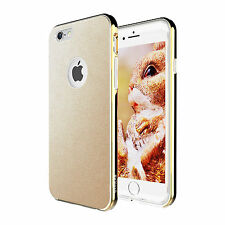 iPhone 7 7 Plus 6s SE Case for Apple Zuslab X Bumper Cover Tempered Glass Screen iPhone 6 Gold