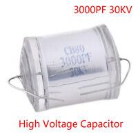 1Pcs 3000PF 30KV 302 high voltage capacitor polystyrene film CTIJ