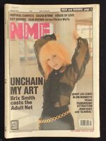 NME New Musical Express March 4 1989 Brix Smith Inspiral Carpets David Byrne