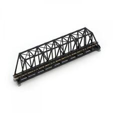 Kato USA N 248mm 9-3/4 Truss Bridge  Black KAT20434