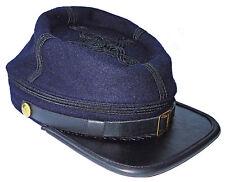 American Civil War US Union Officer Major Rank Wool Kepi Hat Cap Large 58/59cm
