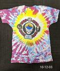 Vintage 1994 Grateful Dead Concert Tour Screen Stars Tie Dye SS T-Shirt XL