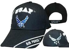 U.S. Air Force USAF Wings Shadow Stripe Embroidered Cap Hat 603TB TOPW