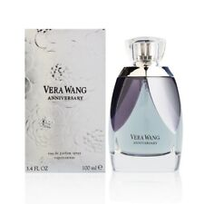 Vera Wang ANNIVERSARY 3.4 3.3 oz 100 ml Women Perfume EDP Spray New In Box