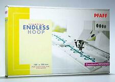Pfaff Creative Endless Hoop 180 x 100mm +3 exclusive designs 2134 2140 2144 2170