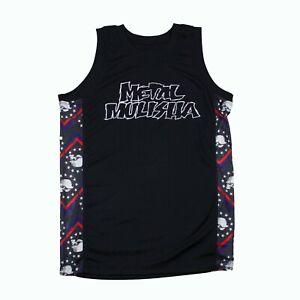 Metal Mulisha Men's Rebellion Black Jersey