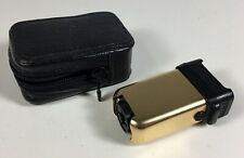 Minox LX flash with golden coverage with case 85% condition