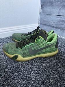 Rare Bike Kobe Bryant X Size 12, Poison Green Shoes