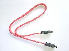 35cm SATA Plug to SATA Plug High Speed Computer DVD CD Hard Drive Cable Lead UK