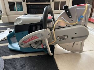 MAKITA DPC7311 GAS POWERED CONCRETE CUTOFF SAW / Water Line Needs To Be Replaced