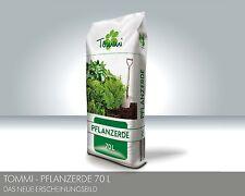 Pflanzerde Qualitätserde 21 x 70 Liter