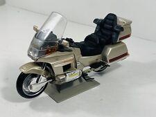 Rare Vintage New Ray 1996 Honda Gold Wing Motorcycle Model F1