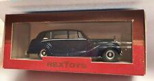 Rolls Royce 1/43 Rextoys Phantom IV Duchesse de Kent ref 33 neuve en boîte