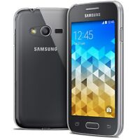 Coque Housse Etui Pour Samsung Galaxy Trend 2 Lite [Crystal Ultra Fin 0.8mm]