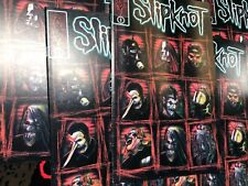 Slipknot Comic Book Rare First Print 2000 Single Issue New Unread Free Shipping