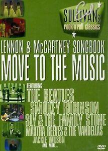 Ed. Sullivan Rock'N'Roll Classics Lennon & Mccartney Songbook Move To Music