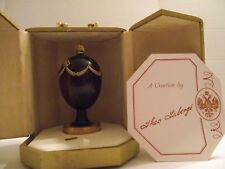 Theo Faberge Swag Egg Limited Production Number 542 of 750