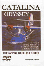 Catalina Odyssey PBY Flying Boat WWII DVD