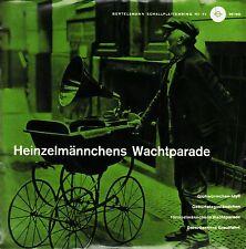 *-Vinyl-Schallplatte- HEINZELMÄNNCHENS Wachtparade - Noack/RHODE/Lincke