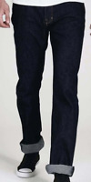 Firetrap Rom Jeans Mens Size UK 30S Dark Denim *REF90