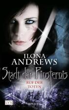 Stadt der Finsternis: Ruf der Toten von Andrews, Ilona