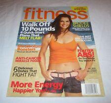 Brooke Shields October 2007 Fitness Magazine