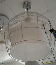 FOSCARINI / DIESEL - CAGE, lampada a sospensione, bianco