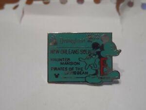 Disneyland Resort E-Ticket Global Lanyard Disney Trading Pin - E Ticket!