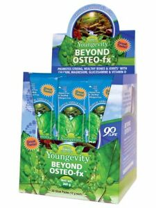 Beyond Osteo fx™ Powder Calcium Supplement for Bone Health by Youngevity Sample