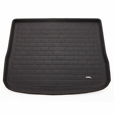 To suit VW Tiguan 2008 to 2016 Black Rubber 3D Boot Liner Mat