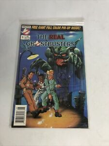 THE REAL GHOSTBUSTERS # 1 NOW COMICS Publisher