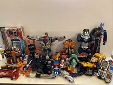 Lot Of Bandai MMPR Power Rangers Action Figures 1996-2017